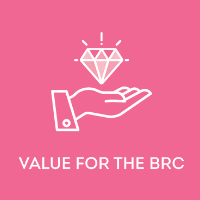 value for the BRC